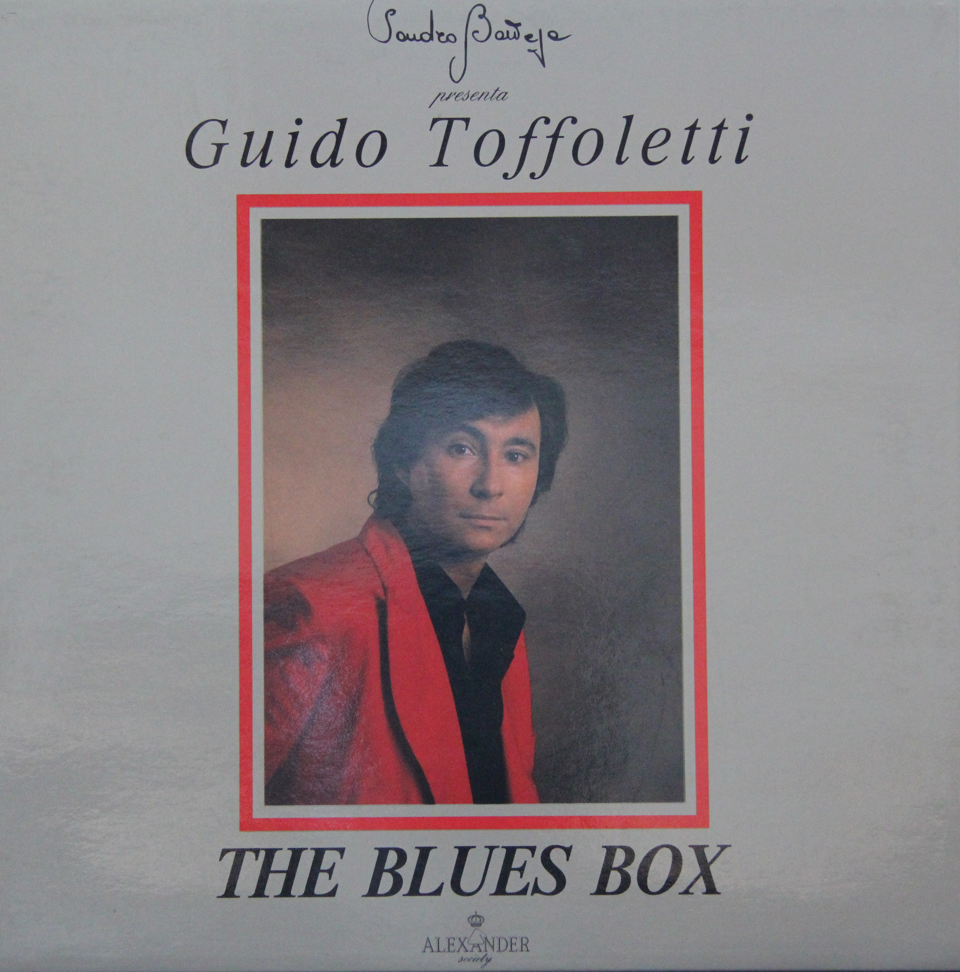GUIDO TOFFOLETTI & BLUES SOCIETY – THE BLUES BOX