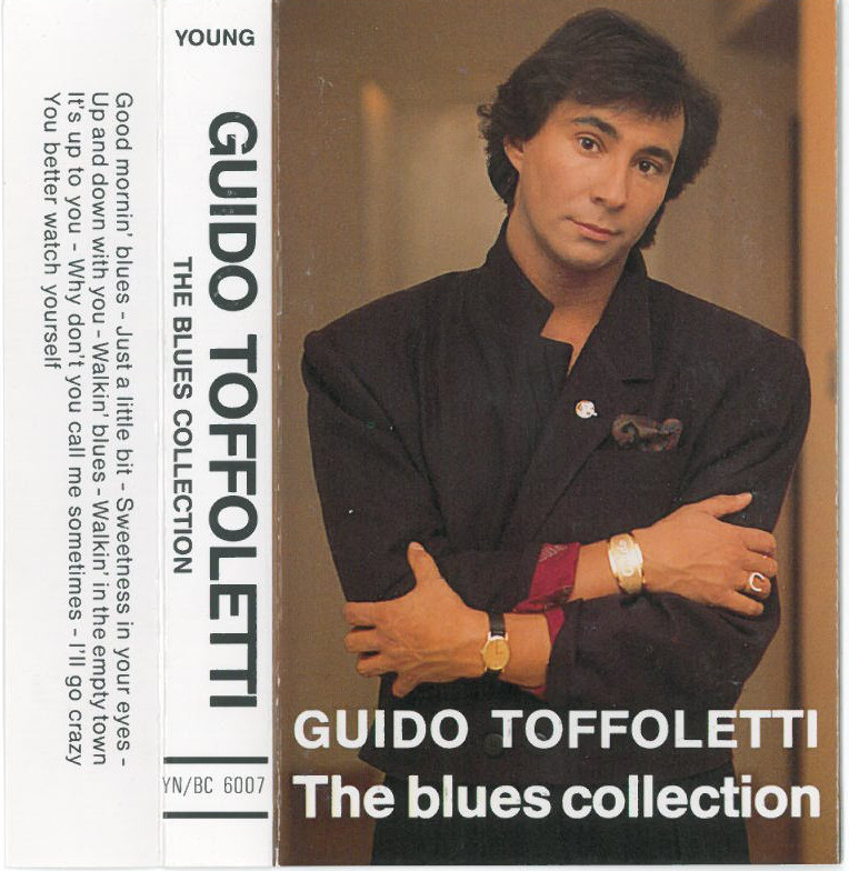 GUIDO TOFFOLETTI & BLUES SOCIETY – The blues collection